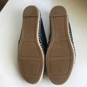 Tory Burch Shoes - Tory Burch Perforated Espadrille slip on shoes
